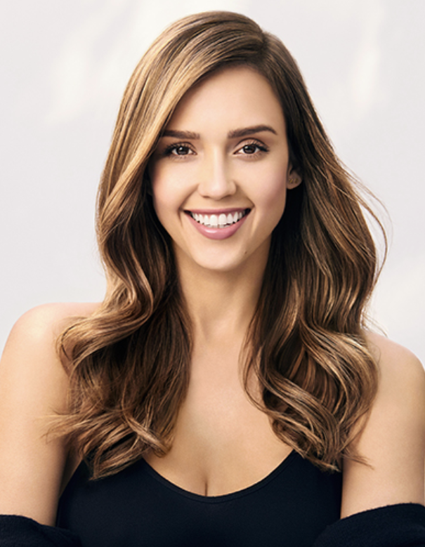 JESSICA ALBA at 2020 Vanity Fair Oscar Party in Beverly
