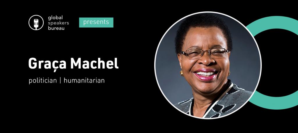 Graca Machel keynote speaker