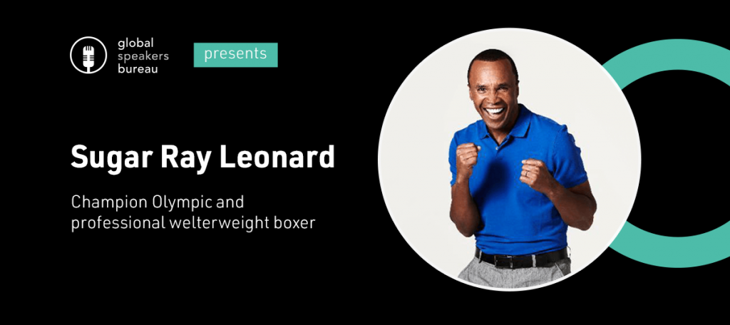 sugar ray leonard keynote speaker