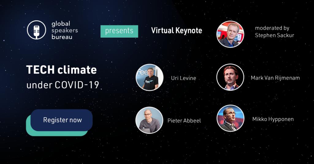 virtual keynote covid